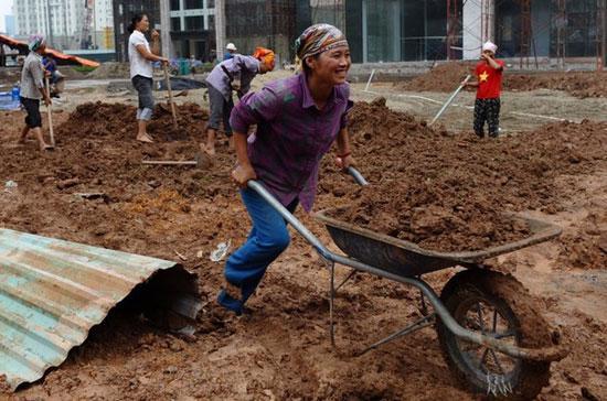 Ủy ban Giám sát Tài chính Quốc gia nghiêng về khả năng tăng trưởng GDP của Việt Nam năm 2012 có thể đạt từ 5,6-5,9% - Ảnh: Getty.