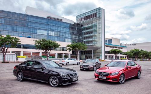 Tại thị trường Việt Nam, Mercedes-Benz là thương hiệu xe sang có số lượng khách hàng lớn nhất.