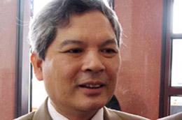 Ông Phạm Khôi Nguyên, Bộ trưởng Bộ Tài nguyên và Môi trường.