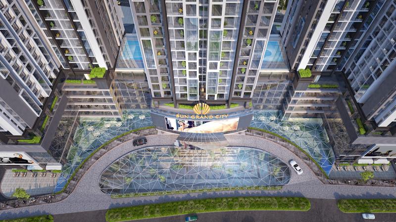 Là dự án thứ hai trong chuỗi thương hiệu căn hộ cao cấp Sun Grand City do Sun Group đầu tư, Sun Grand City Ancora Residence hội tụ nhiều ưu điểm.