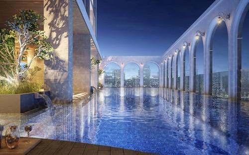 Lucky Palace - dự án có chuỗi tiện ích nội khu nổi bật tại khu vực.
