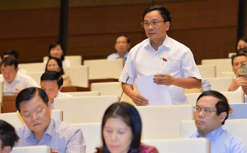 Trong các phiên thảo luận, một số vị đại biểu đã yêu cầu truy trách nhiệm các dự án kém hiệu quả.