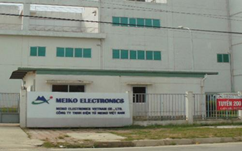 Công ty TNHH Meiko Việt Nam, một doanh nghiệp khai lỗ lớn vừa được thanh tra.<br>