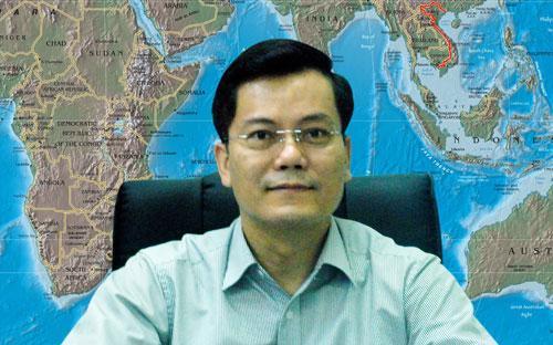 Thứ trưởng Bộ Ngoại giao Hà Kim Ngọc.