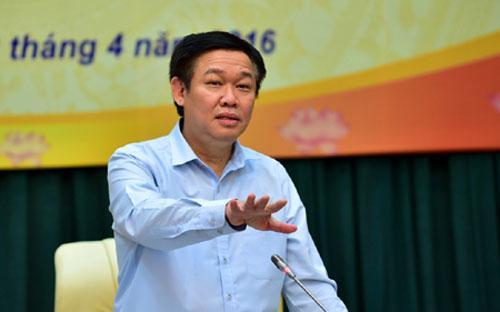 Phó thủ tướng Vương Đình Huệ yêu cầu tín dụng bất động sản phải hướng vào các dự án nhà ở xã hội.<br>