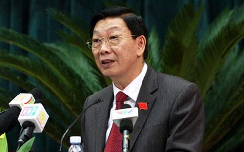 Chủ tịch Nguyễn Thế Thảo cho biết, chính quyền cũng có thể mua lại nhà thương mại để biến thành nhà tái định cư hoặc cho công nhân viên chức thuê.