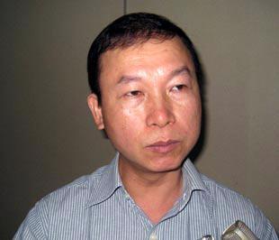 Ông Vũ Văn Phấn.