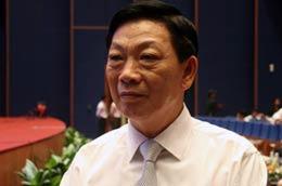 Chủ tịch UBND thành phố Hà Nội Nguyễn Thế Thảo.