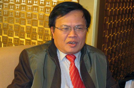Ông Nguyễn Đình Cung - Ảnh: Từ Nguyên.