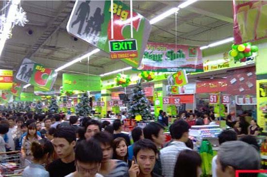 Theo Bộ Công Thương, tổng mức bán lẻ hàng hoá và doanh thu dịch vụ tiêu dùng 6 tháng đầu năm 2012 ước đạt 1141,4 nghìn tỷ đồng, tăng 19,8% so với cùng kỳ năm 2011.