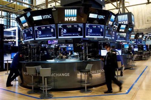 CEO của BlackRock cảnh báo rằng đà tăng điểm trên thị trường có thể không được duy trì lâu nếu kết quả lợi nhuận doanh nghiệp thời gian sắp tới gây thất vọng - Ảnh: Reuters.