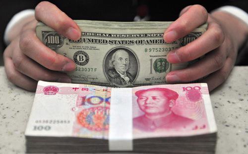 Theo dữ liệu mới nhất của Ngân hàng Trung ương Trung Quốc, dự trữ ngoại hối của nước này tăng tháng thứ ba liên tiếp, lên 3,03 nghìn tỷ USD - Ảnh: Wall Street Journal.