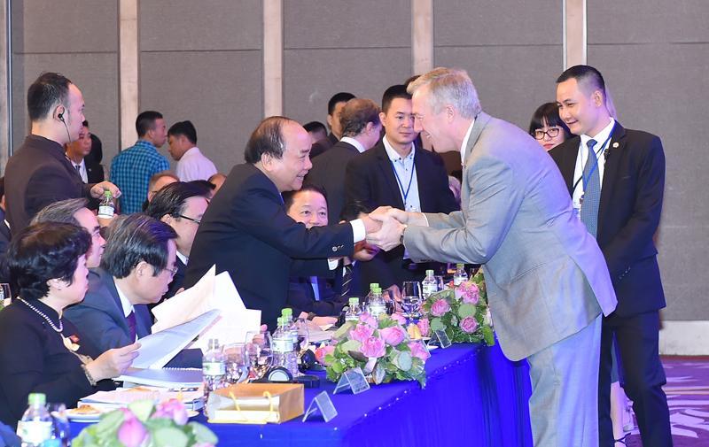 Thủ tướng cho rằng, những việc làm cụ thể của chính quyền Hà Nội thể hiện hành động kiến tạo của lãnh đạo địa phương.