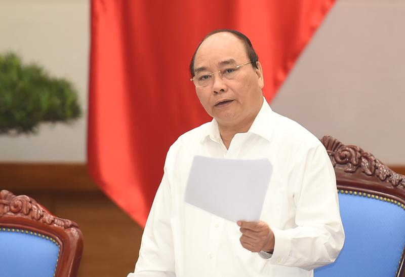 Thủ tướng nhấn mạnh, bên cạnh những kết quả đã đạt được, thực tế vẫn còn tồn tại nhiều mặt hạn chế, yếu kém.