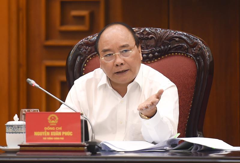 Thủ tướng nêu rõ tinh thần: Bảo đảm giải ngân được hết số vốn ODA và vốn  vay ưu đãi đã ký kết theo tiến độ, kể cả giai đoạn 2017-2020, đặc biệt  là năm 2017.