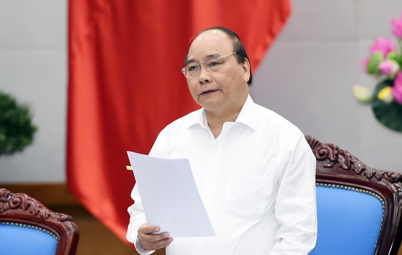 Thủ tướng nhấn mạnh tinh thần đưa năm 2017 là năm giảm chi phí doanh nghiệp.