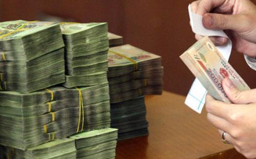 Kết quả thu năm 2012 do ngành thuế quản lý ước đạt 607.844 tỷ đồng, bằng 104,5% so với dự toán.