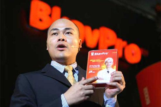 Giám đốc BKIS Nguyễn Tử Quảng - Ảnh: Anh Lâm/Goonline.