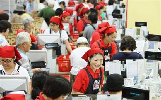 Thủ tướng Abe muốn hoãn tăng thuế để cứu kinh tế Nhật khỏi giảm phát - Ảnh: Telegraph.