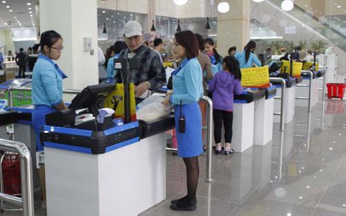 Tham vọng của OceanGroup là trở thành một trong 5 nhà bán lẻ hàng đầu Việt Nam ngay năm 2013, và số 1 Việt Nam vào năm 2015.