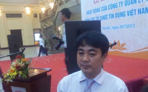 Ông Nghiêm Xuân Thành chính thức được bổ nhiệm Tổng giám đốc Vietcombank từ ngày 26/7/2013.<br>