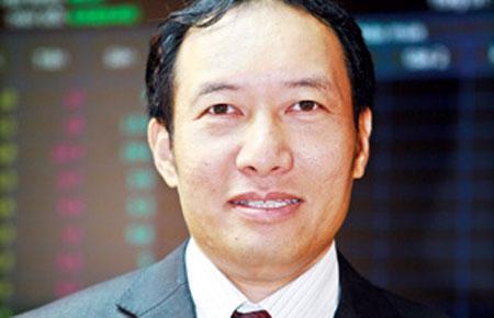 Ông Phạm Hồng Sơn, Vụ trưởng Vụ quản lý kinh doanh, Ủy ban Chứng khoán Nhà nước.
