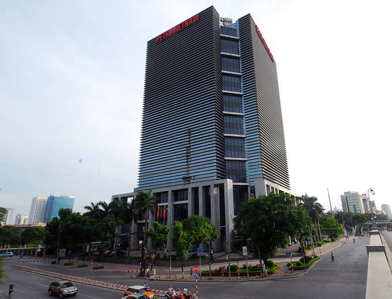 Trụ sở Petro Vietnam