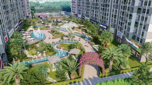 Chủ đầu tư dự án Imperia Sky Garden đã đầu tư xây dựng 89 tiện ích đẳng cấp ngay trong nội khu căn hộ.