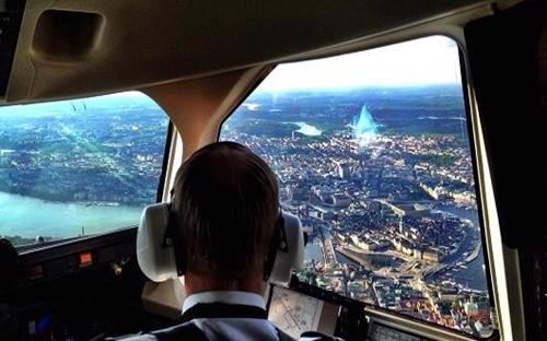 Vào năm 2027, lượng máy bay thương mại sẽ tăng thêm 12.000 chiếc lên gần 37.000 chiếc - Ảnh: Getty Images.<br>
