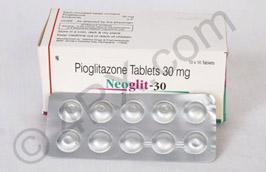 Thuốc có chứa Pioglitazone đã được cấp số đăng ký lưu hành tại Việt Nam.