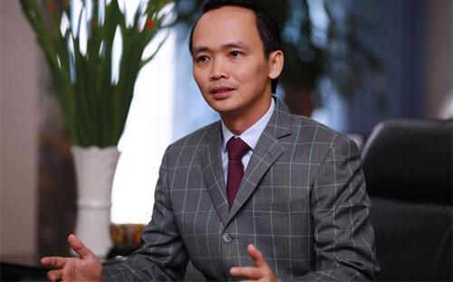Ông Trịnh Văn Quyết, Chủ tịch Hội đồng Quản trị FLC.