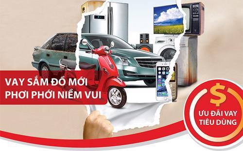 Chương trình dành nhiều ưu đãi dành cho tất cả các khách hàng có nhu cầu vay từ vay thế chấp, tín chấp đến tiêu dùng qua thẻ tín dụng.