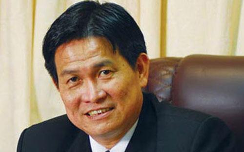 Ông Đặng Văn Thành, cựu Chủ tịch Sacombank.<strong><br></strong>