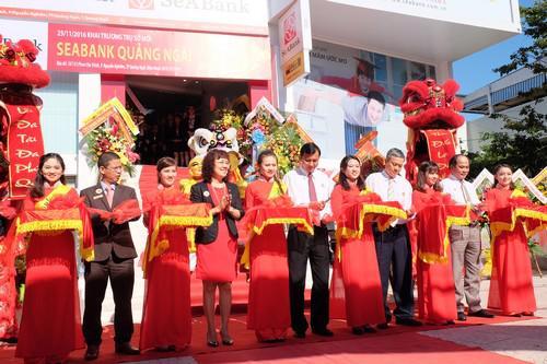 Chi nhánhSeABank Quảng Ngãi tại địa chỉ 111 Phan Chu Trinh, phường Nguyễn Nghiêm, thành phố Quảng Ngãi, tỉnh Quảng Ngãi.