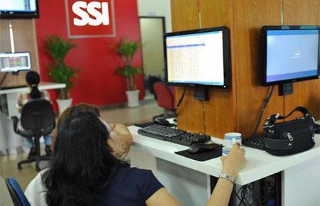 Tính chung 6 tháng đầu năm nay, doanh thu của SSI đạt trên 395 tỷ đồng, lợi nhuận sau thuế của công ty mẹ đạt trên 254 tỷ đồng.