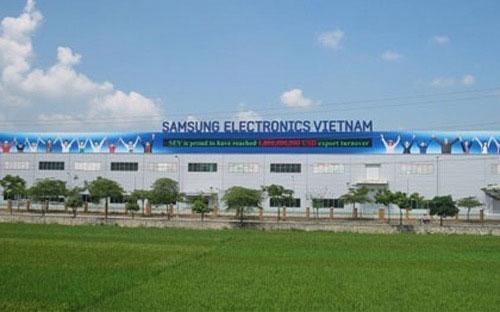 Năm 2012, Công ty Samsung Electronics Việt Nam đạt doanh thu xuất khẩu đạt 12,6 tỷ USD, chiếm 11% tổng doanh  thu xuất khẩu cả nước.