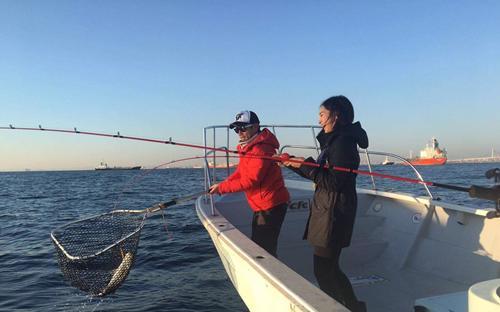 Chuyến câu cá là một phần trong chương trình thực tập tại CyberBuzz.<br>