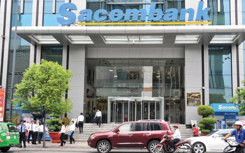 Trụ sở của Sacombank.<br>