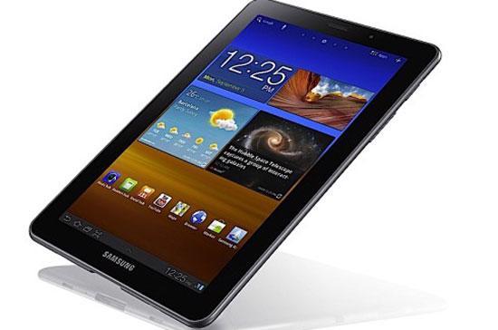 Chiếc máy tính bảng mới của Samsung với thiết kế mỏng chỉ 7,87 mm cùng trọng lượng chỉ 330 g