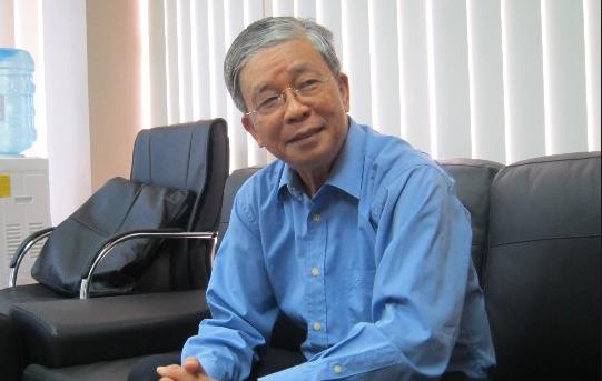 Ông Phan Thế Ruệ, Chủ tịch Hiệp hội Xăng dầu Việt Nam.
