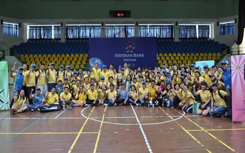 Shinhan Olympic.<br>