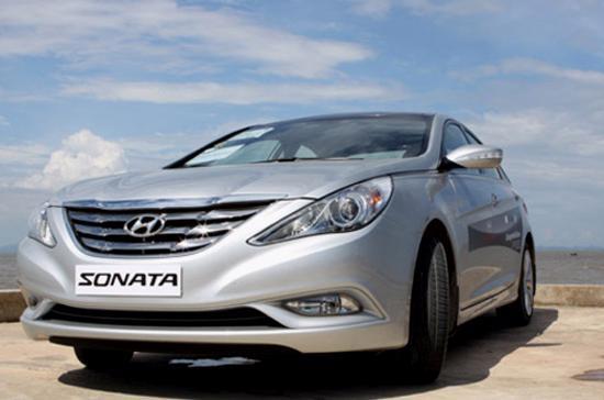 Trong gần 54 nghìn ôtô nhập khẩu nguyên chiếc vào Việt Nam năm 2010, lượng xe từ Hàn Quốc vượt 28 nghìn chiếc.