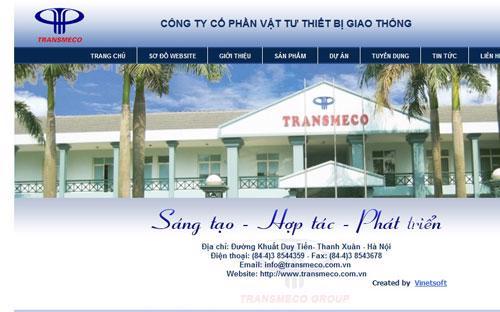 TRANSMECO là đơn vị chuyên sản xuất vật liệu cho các công trình xây dựng cơ sở hạ tầng như: đường bộ, cầu, các tòa nhà cao tầng.