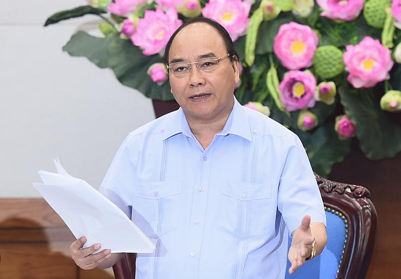 Thủ tướng khẳng định, bộ trưởng, chủ tịch UBND các cấp chịu trách nhiệm về vấn đề môi trường trong phạm vi quản lý được giao.