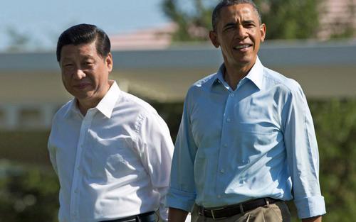 Năm nay, Trung Quốc và Việt Nam kỷ niệm 65 năm quan hệ ngoại giao. Mỹ và Việt Nam kỷ niệm 20 năm bình thường hóa quan hệ ngoại giao - Ảnh: AP.