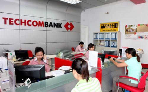 Techcombank vừa trải qua một năm khó khăn trong việc thực hiện một số chỉ tiêu cơ bản.