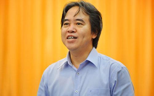 Ông Nguyễn Văn Bình, Thống đốc Ngân hàng Nhà nước.