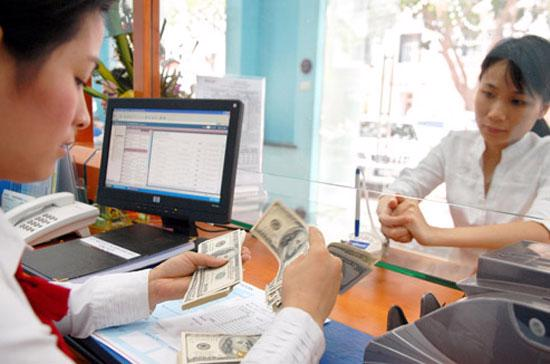 Tăng trưởng tín dụng ngoại tệ ở mức cao đang tạo cung thương mại cho thị trường.