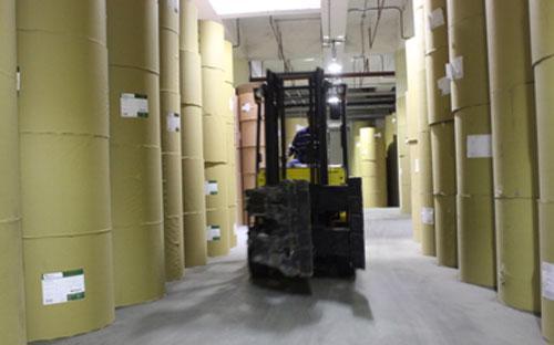 Sau hơn 4 năm đi vào thị trường đến nay sản phẩm bột giấy của công ty đã chiếm lĩnh thị trường trong nước và xuất khẩu ra quốc tế.