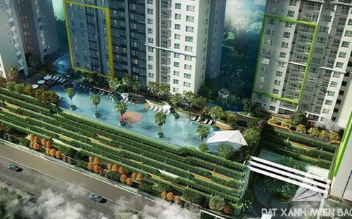 Summer Suites - tòa tháp đẹp nhất toàn dự án Seasons Avenue, làng Việt Kiều châu Âu, Hà Đông, Hà Nội.